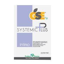 GSE Systemic Plus 30 Kaps.