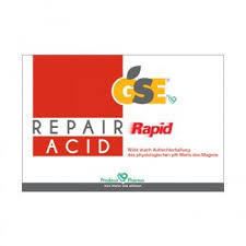 GSE Repair Rapid Acid 12 Kaps.
