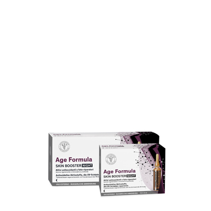 Age Formula Skin Booster 20 Ampullen night